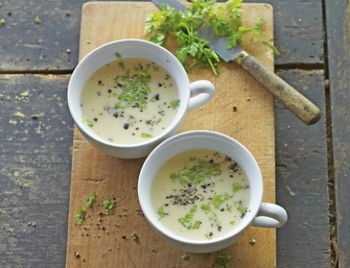 SOUPE ONCTUEUSE